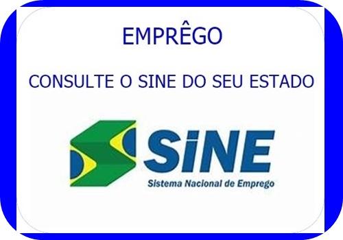 SINES DE TODO BRASIL